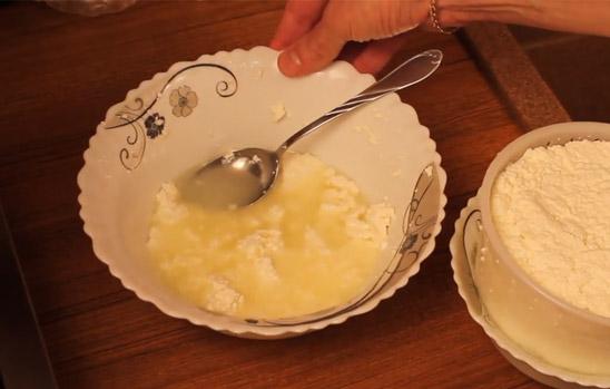 Как сделать из магазинного молока сыр 952