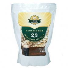 Солодовый экстракт «Своя кружка» Темный Эль, 2,1 кг