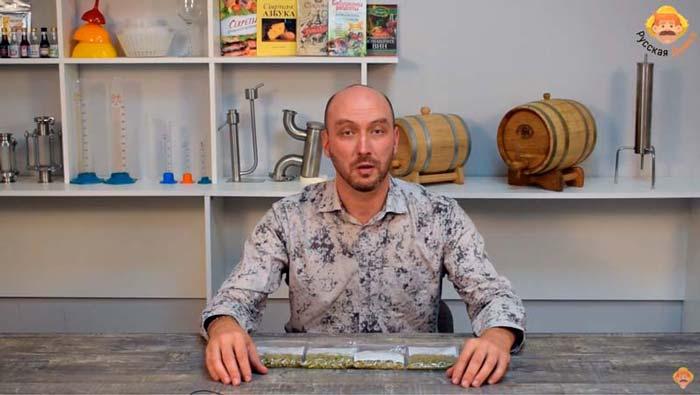 Видео Русская Дымка — Хмель для пива: история, применение, хранение, виды
