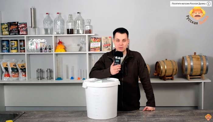 Видео Русская Дымка — Жигулевское пиво: розлив на карбонизацию