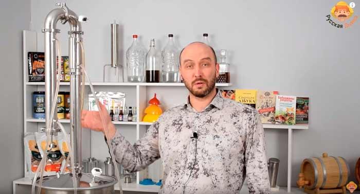 Видео Русская Дымка — Ешьте натуральное!