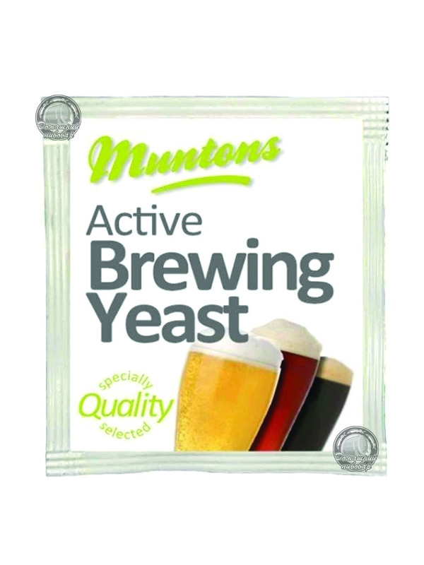 Дрожжи «Muntons Active Brewing Yeast»