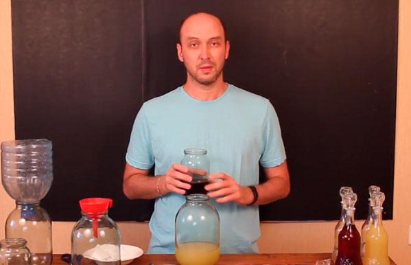 Видео Русская Дымка — Домашние настойки: кедровка, лимончелло и мятная