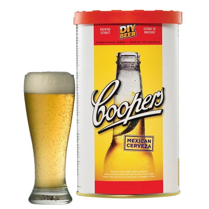 Солодовый экстракт «Coopers Mexican Cerveza»