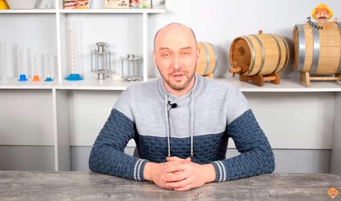 Видео Русская Дымка — Маленький выход самогона. Мы узнали причины плохого выхода!