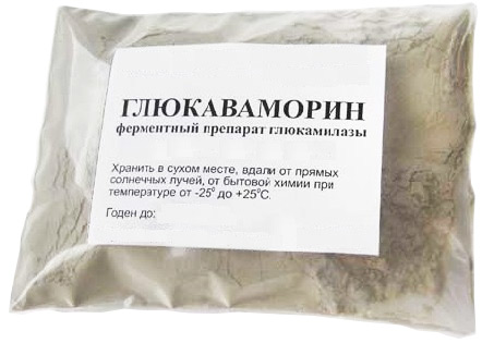 Фермент Глюкаваморин, 250 г