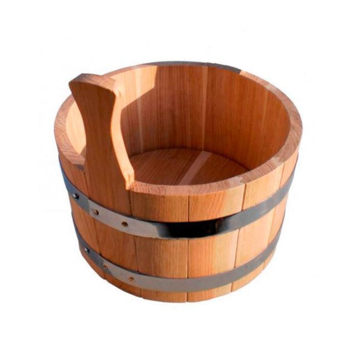 Шайка дубовая, 5 литров