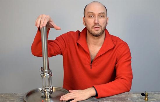 Видео Русская Дымка — Диоптр для самогонного аппарата. Покупать?