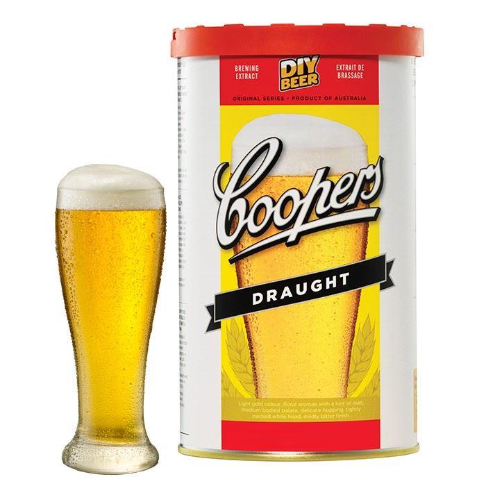 Солодовый экстракт «Coopers Draught»