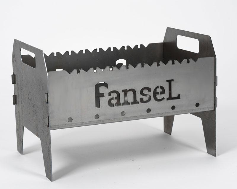 Мангал Fansel маленький