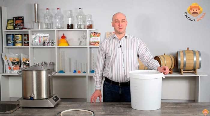 Видео Русская Дымка — Домашний бренди из виноградного сока: завершение эксперимента