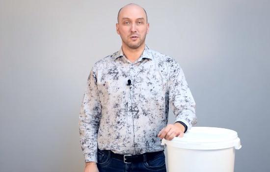 Видео Русская Дымка — Брага без дрожжей? Это брага на диких дрожжах пшеницы!