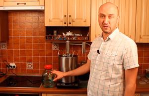 Видео Русская Дымка — Обзор и тест самогонного аппарата Славянка Премиум