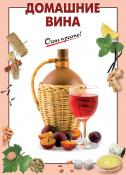 Книга «Домашние вина»