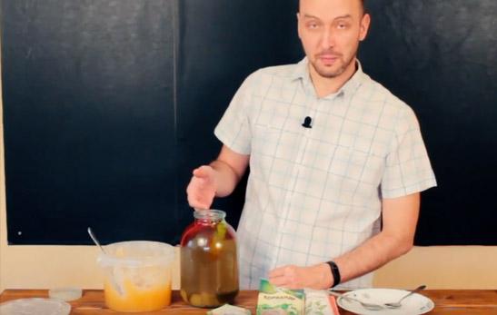 Видео Русская Дымка — Рецепт перцовки из самогона в домашних условиях