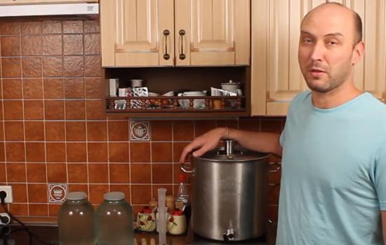 Видео Русская Дымка — Какой запах самогона на кодзи?