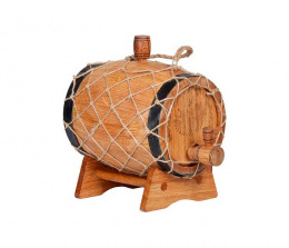 Дубовый бочонок  (в переплете), 5 л