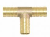 Тройник на силиконовый шланг D=10 мм