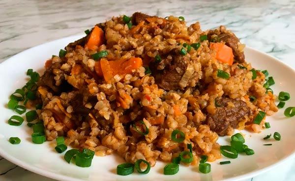 Рецепты каши с мясом в автоклаве