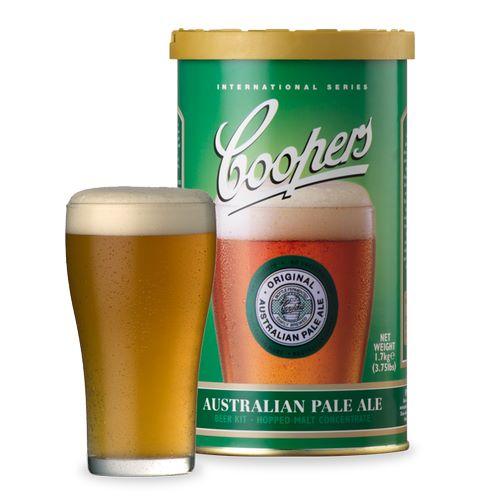 Солодовый экстракт «Coopers Australian Pale Ale»