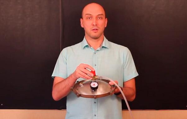 Видео Русская Дымка — Какая должна быть температура и давление в автоклаве?