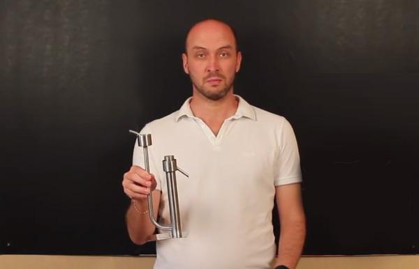 Видео Русская Дымка — Устройство контроля крепости самогона Попугай