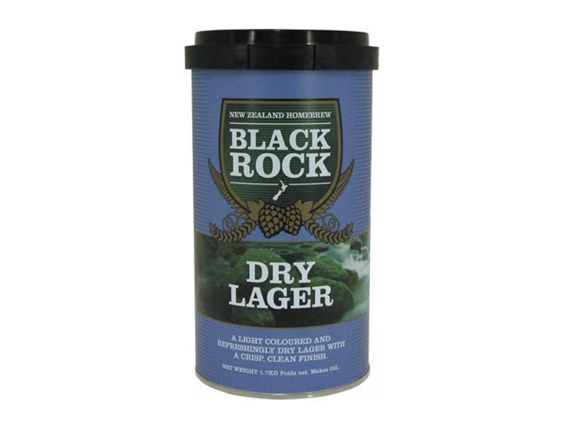 Солодовый экстракт «Black Rock DRY LAGER»