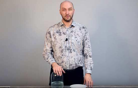 Видео Русская Дымка — Делаем ликер Тибарин из фиников на самогоне.