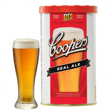 Солодовый экстракт «Coopers Real Ale»