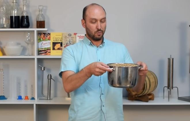 Видео Русская Дымка — Как готовить в автоклаве гречку с мясом