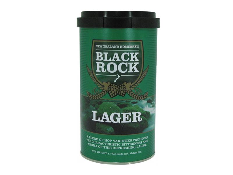 Солодовый экстракт «Black Rock LAGER»