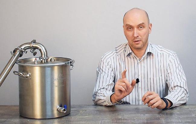 Видео Русская Дымка — Пропорции браги: что такое гидромодуль