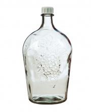 Бутыль стеклянная «Ровоам», 4,5 л