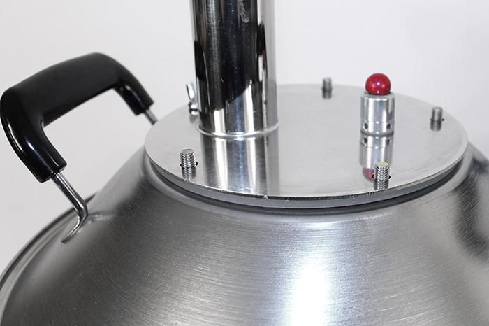 Подрывной клапан самогонного аппарата Родник Про 2 на 20 л