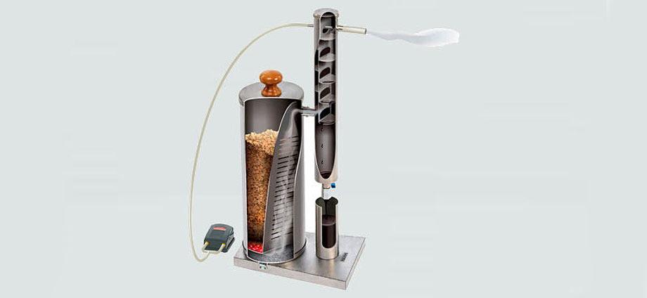 конструкция дымогенератора Ханхи 2