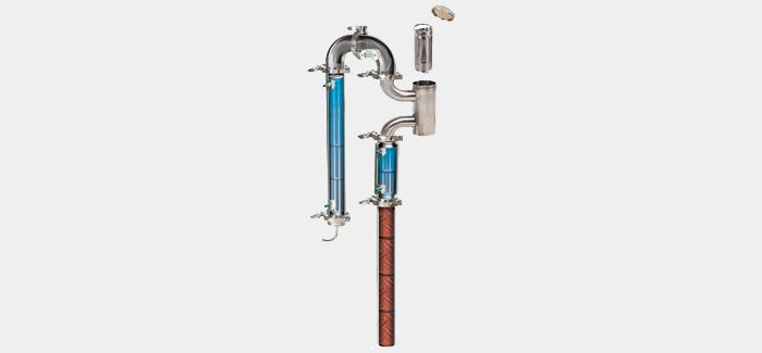 Режим ароматизации самогонного аппарата Wein 4