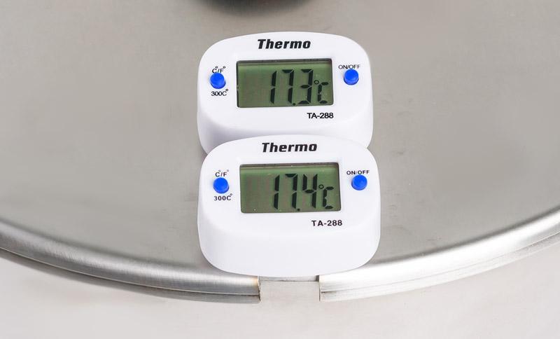 Термометры сыроварни Фансел