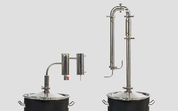 Пивоварня вейн модернизируется в самогонный аппарат