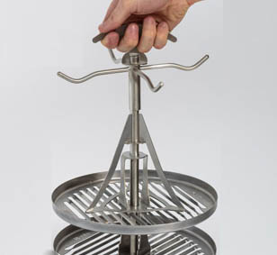 Съемная ручка для закладки продуктов