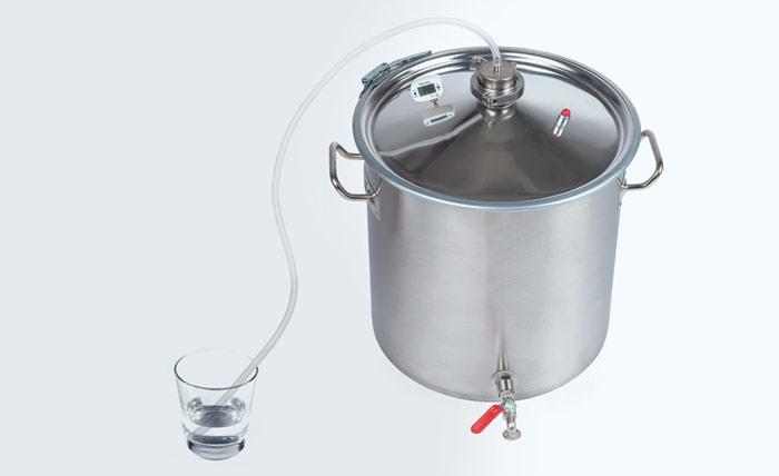 Режим созревания браги в самогонном аппарате Wein 5