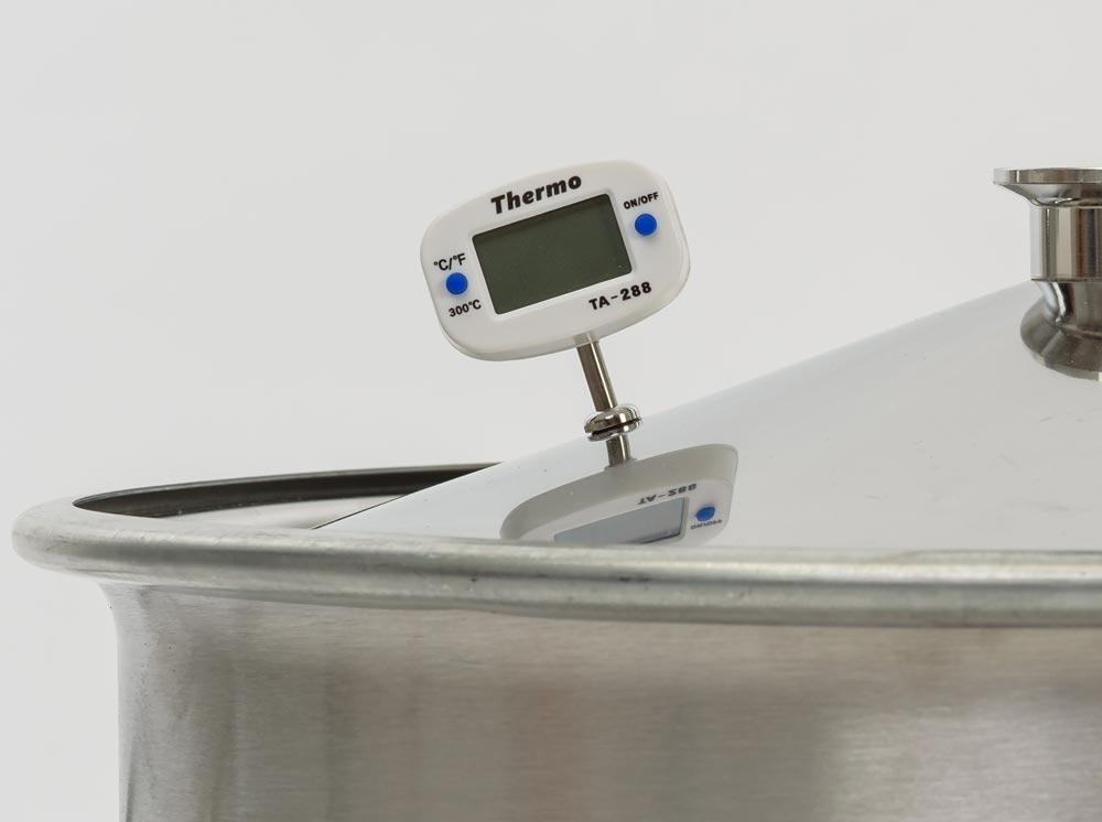 Электронный термометр в аппарате Вейн 4