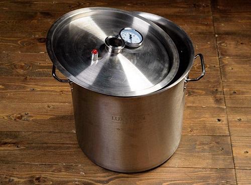 Купить самогонный аппарат люкссталь в спб мини пивоварня окупаемость