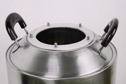 Широкая горловина дистиллятора Дымка на 15 литрв