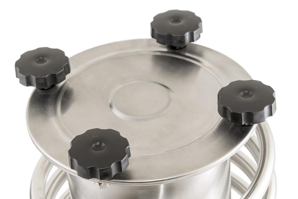 8-литровый бак дымогенератора Ханхи 2