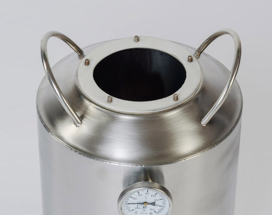 широкая горловина самогонного аппарат Дымка