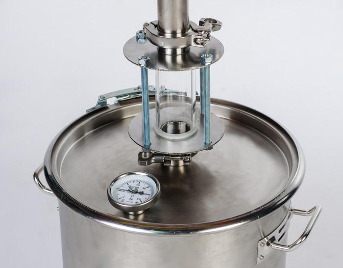Диоптр на самогонном аппарате Wein Pro
