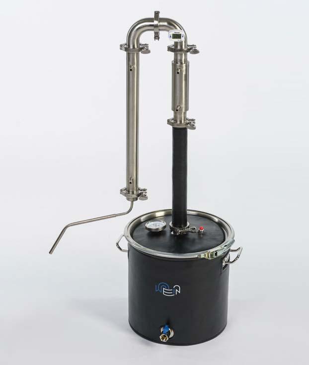 Термокомплект для самогонного аппарата Вейн на 50 литров