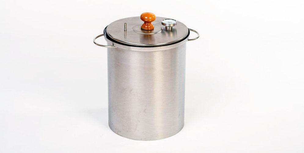 Технические характеристики коптильни Ханхи на 30 литров