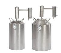 Разные литражи самогонного аппарата Дымка Премиум