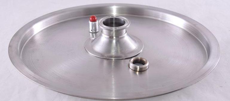 Улучшенная крышка самогонного аппарате Wein 3 на 20 литров